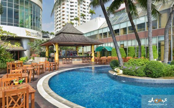 پرینس پالاس بانکوک؛ هتلی لوکس و رده بالا در تایلند، اقامت در نزدیکی مراکز خرید بانکوک