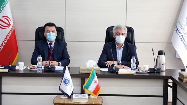 نقشه راه همکاری های ایران و قزاقستان تدوین گردد