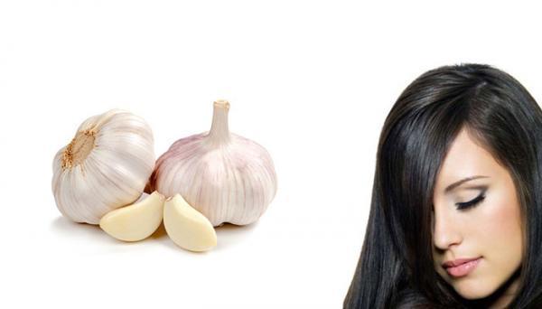 تأثیر شگفت انگیز سیر برای پرپشت شدن مو