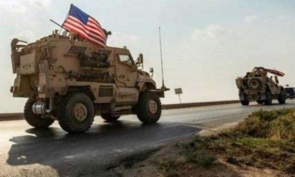 آمریکا یک کاروان نظامی دیگر از عراق به سوریه وارد کرد