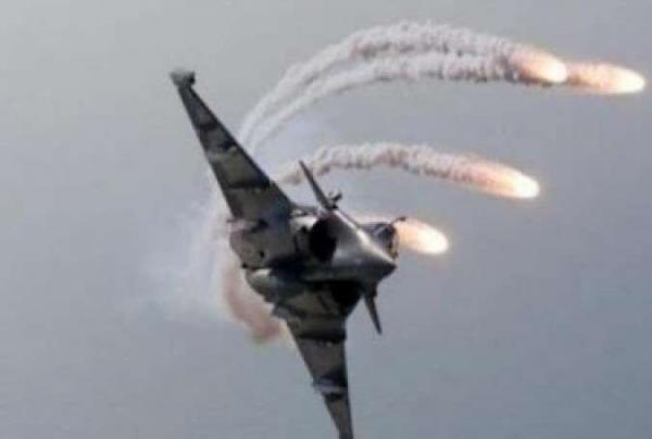 60 حمله جنگنده های روسی به مواضع داعش در بادیه سوریه