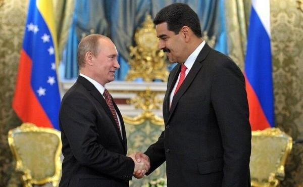 خبرنگاران تحکیم روابط ونزوئلا و روسیه در سایه امضای 12 توافق همکاری 10 ساله
