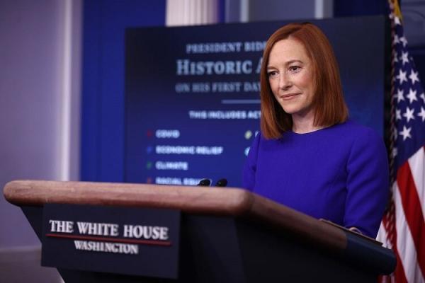 سخنگوی کاخ سفید: تبادل نظر های غیرمستقیم با ایران سازنده است