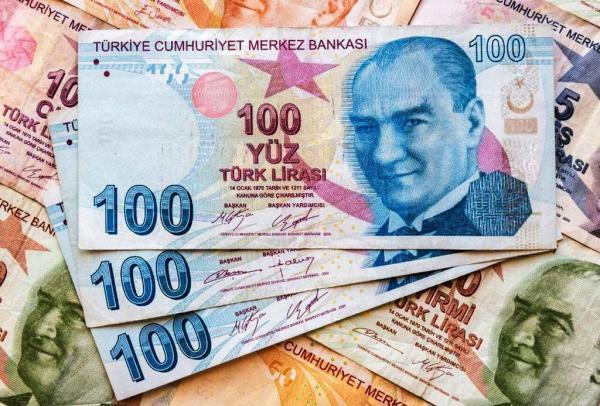 سقوط شدید ارزش لیر ترکیه
