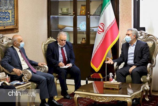توجه ویژه ایران به گردشگری منطقه ای، انتقال تجارب در حوزه بازسازی به ارمنستان