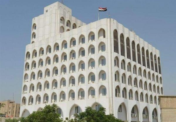 کاردار سفارت ترکیه به وزارت خارجه عراق فراخوانده شد