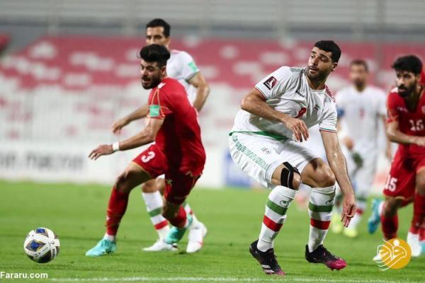روز و ساعت بازی فوتبال ایران - کامبوج