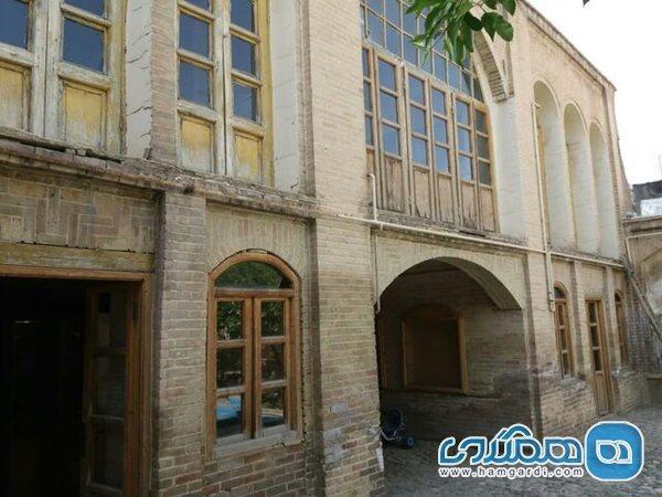 خانه صمدی همدان بازسازی می گردد