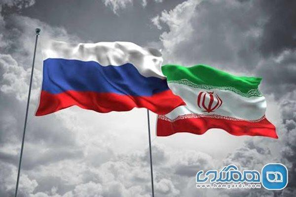 عمیق تر شدن مناسبات ایران و روسیه با افزایش مراودات بین شهروندان