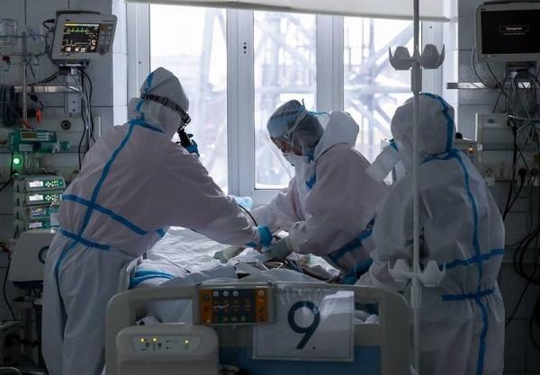 ثبت بیشترین موارد مرگ روزانه بیماران کرونایی در مرکز روسیه