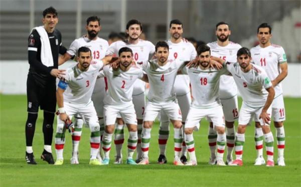ترکیب تیم ملی ایران برای دیدار مقابل عراق اعلام شد