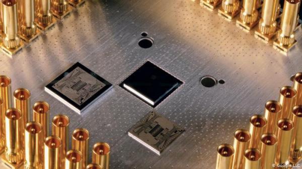 رایانه کوانتومی که در دمای عادی اتاق کار می نماید